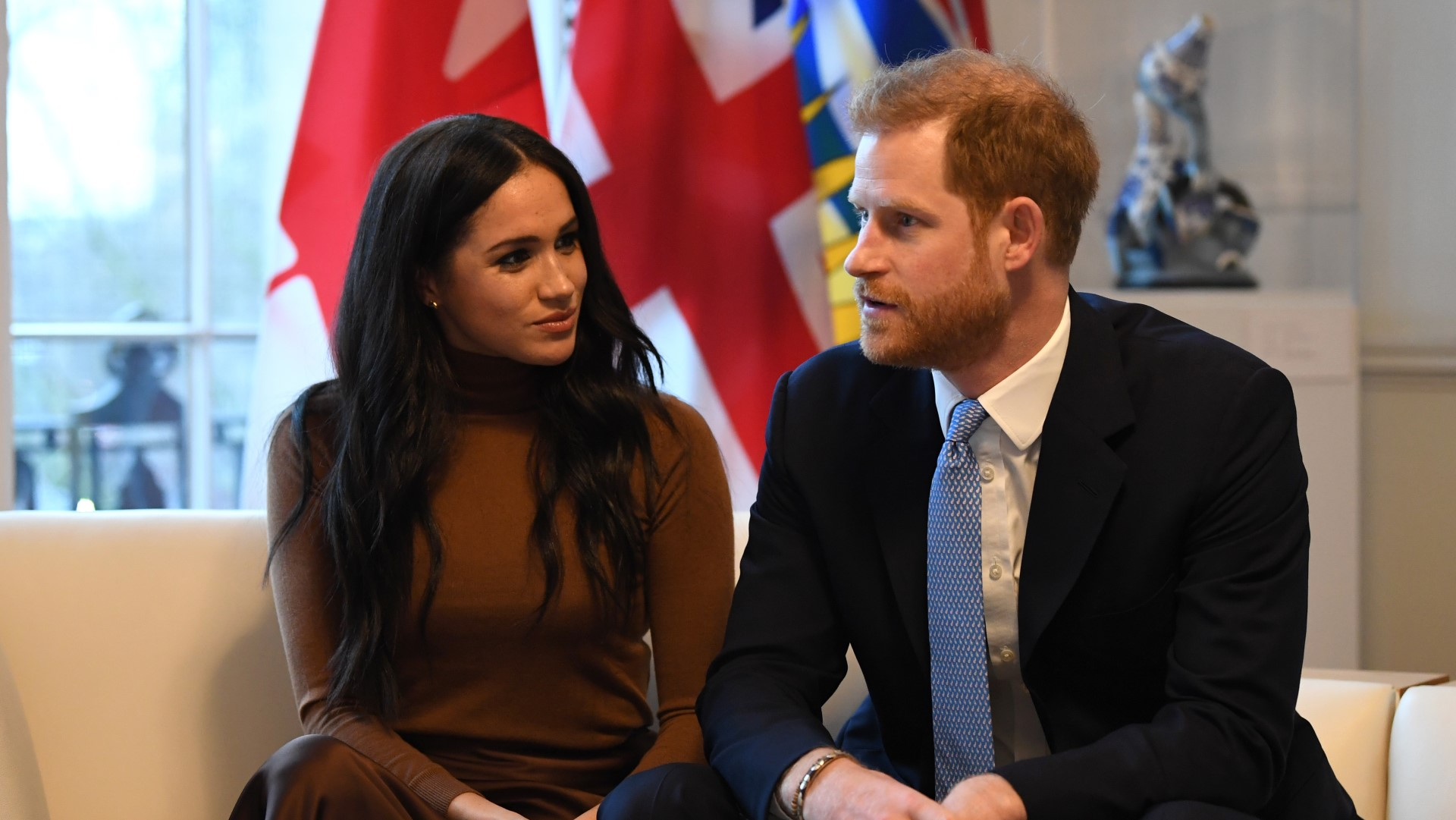 When the royal crisis hit the press: Here's what the media said about 'Megxit'