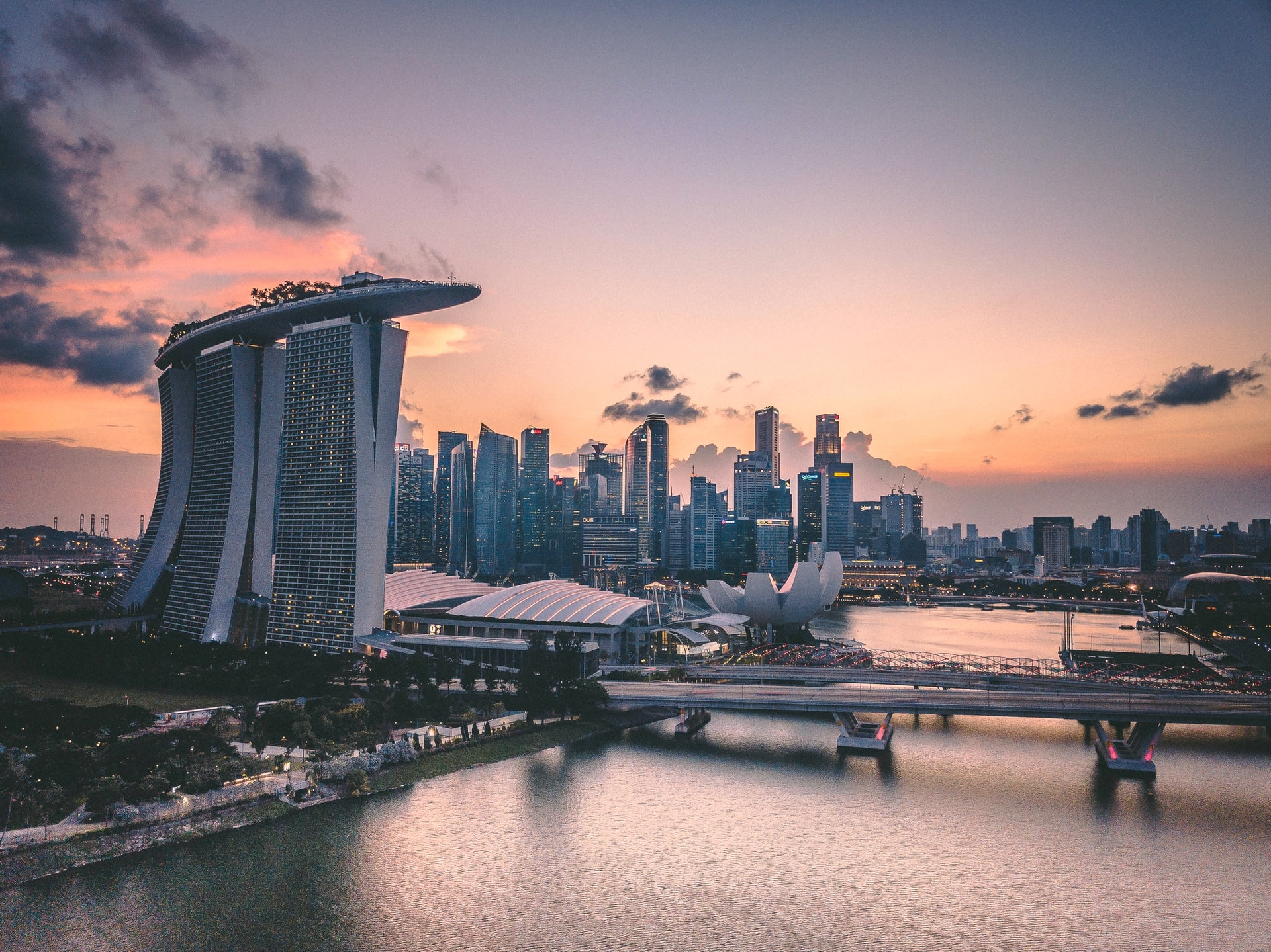 COVID-19 in Singapore: heading to another total lockdown?