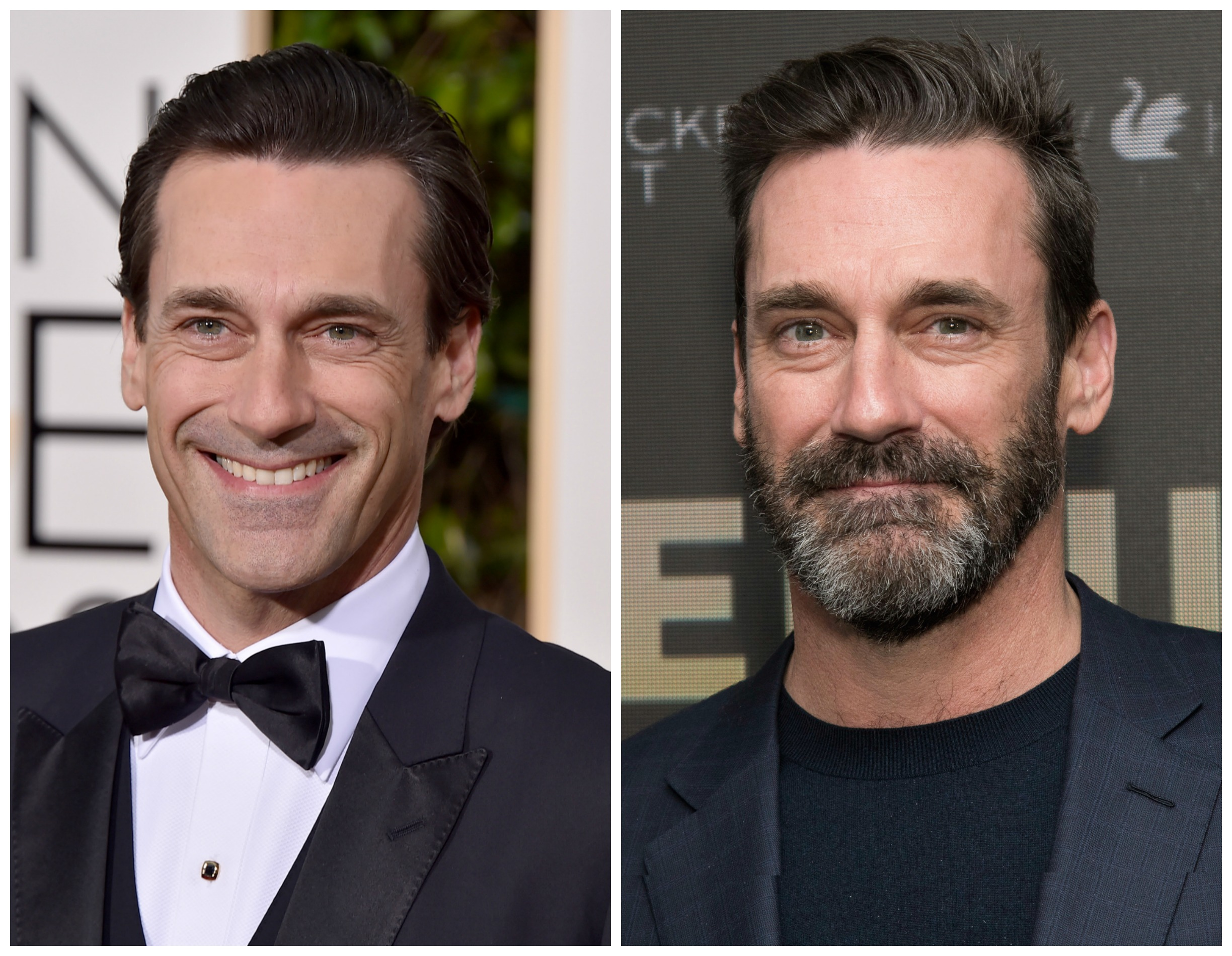 Beard or no beard: what's the best look for these celebs?