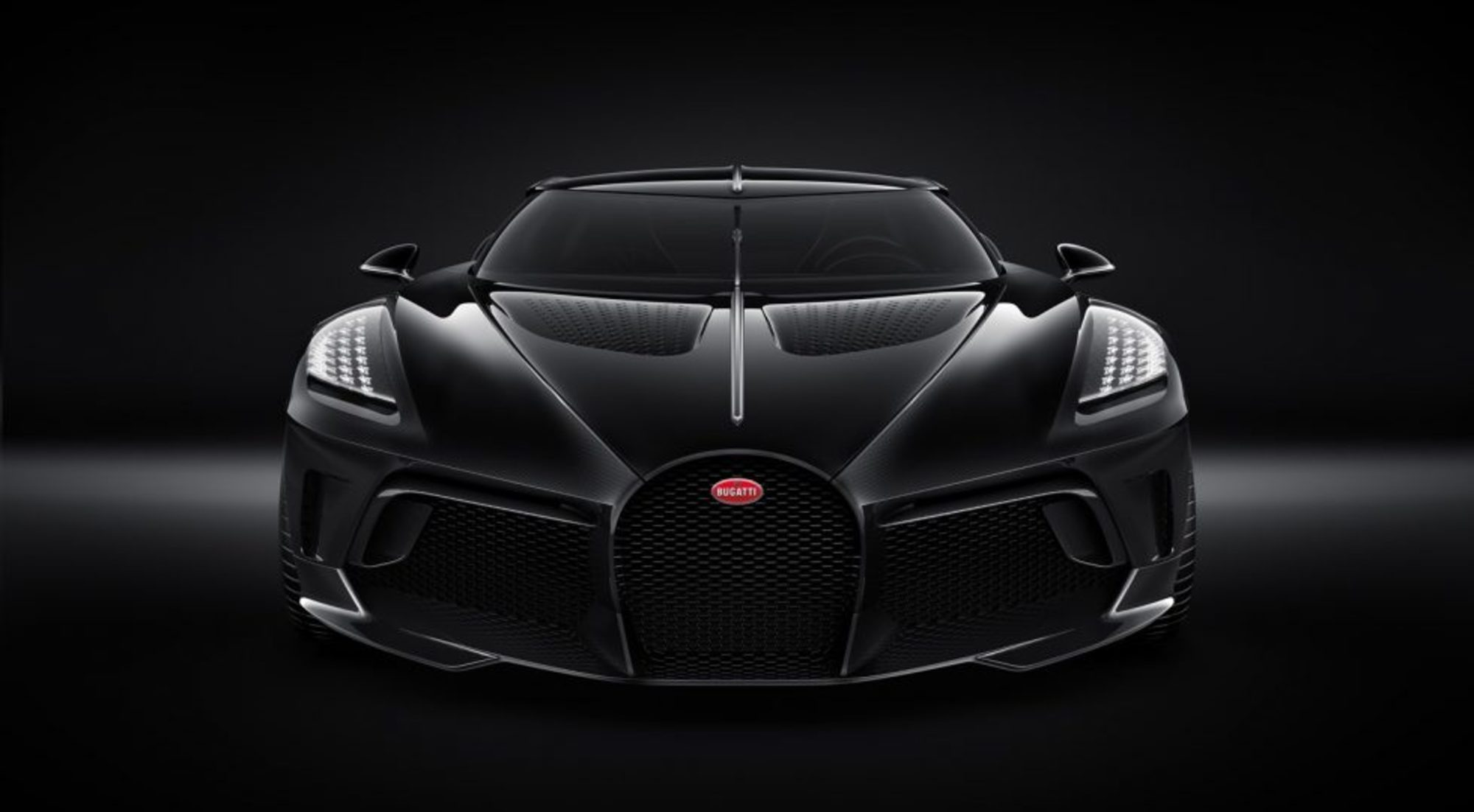 The Bugatti Voiture Noire: specs of the world's most expensive car