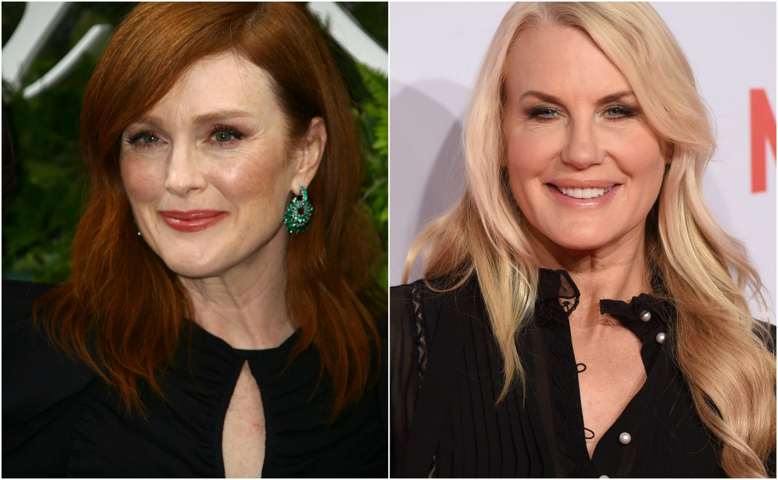 Celebrities from the same year. Who's aged better?