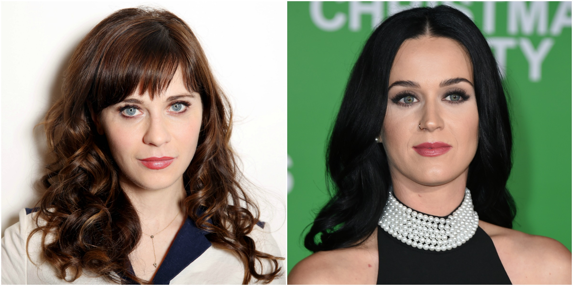 We mix them up sometimes: actors who look very much alike