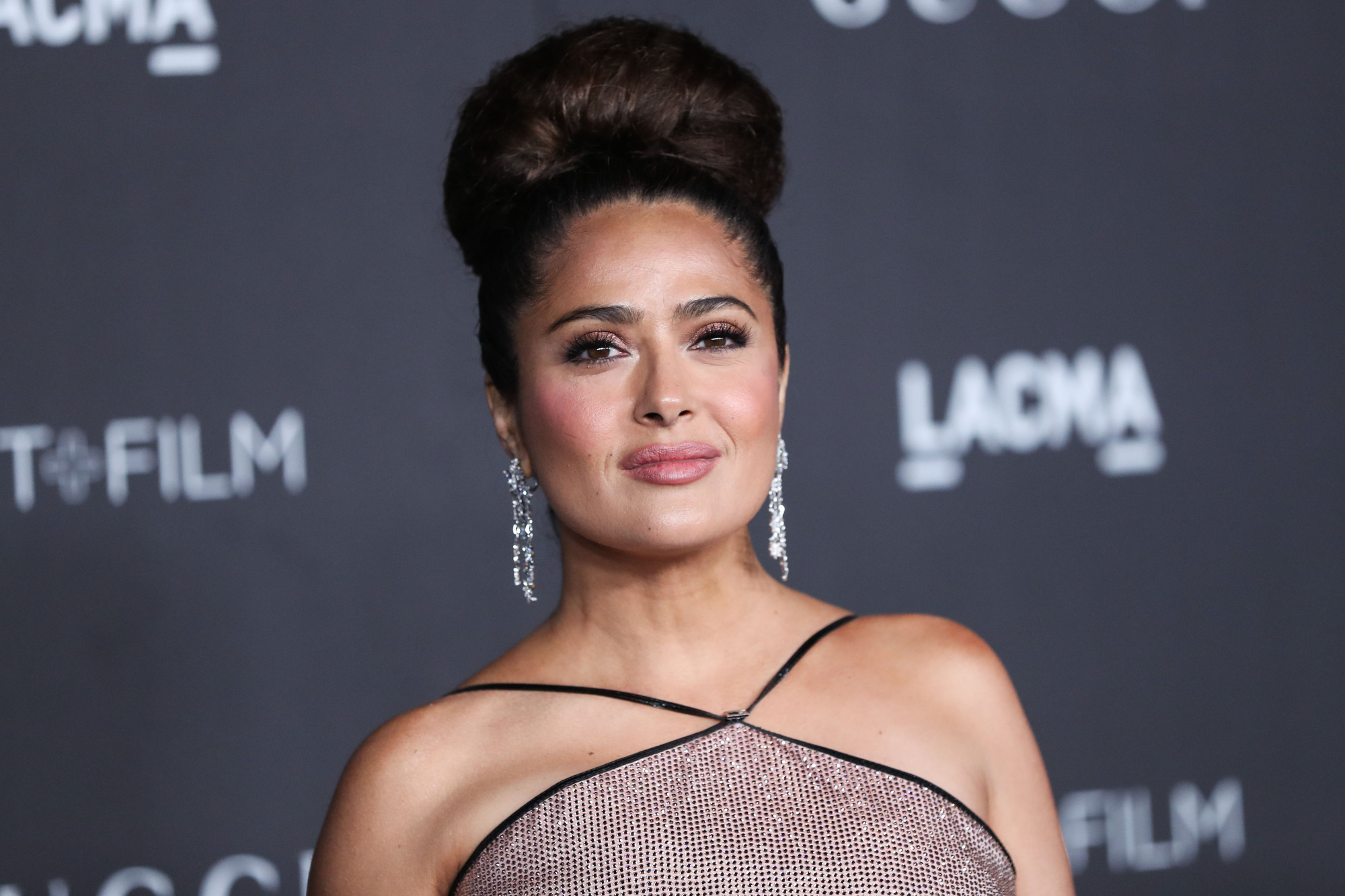 Salma Hayek, Kate Winslet and other stars who regret going 'full Monty'