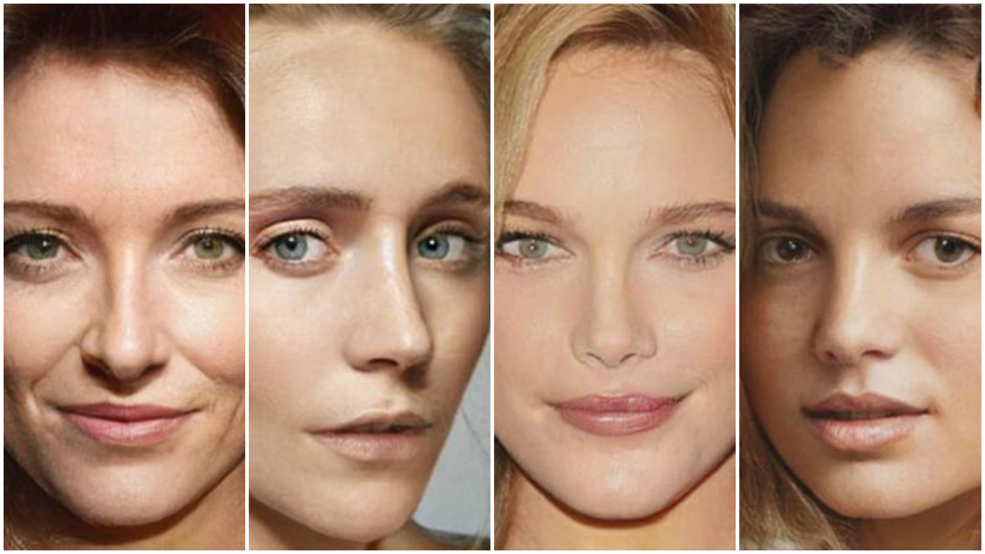 Stars changing genders with an app: see the amazing results