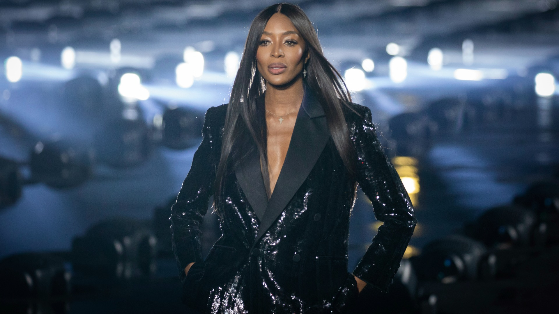 Traveling with Naomi Campbell: never a dull moment