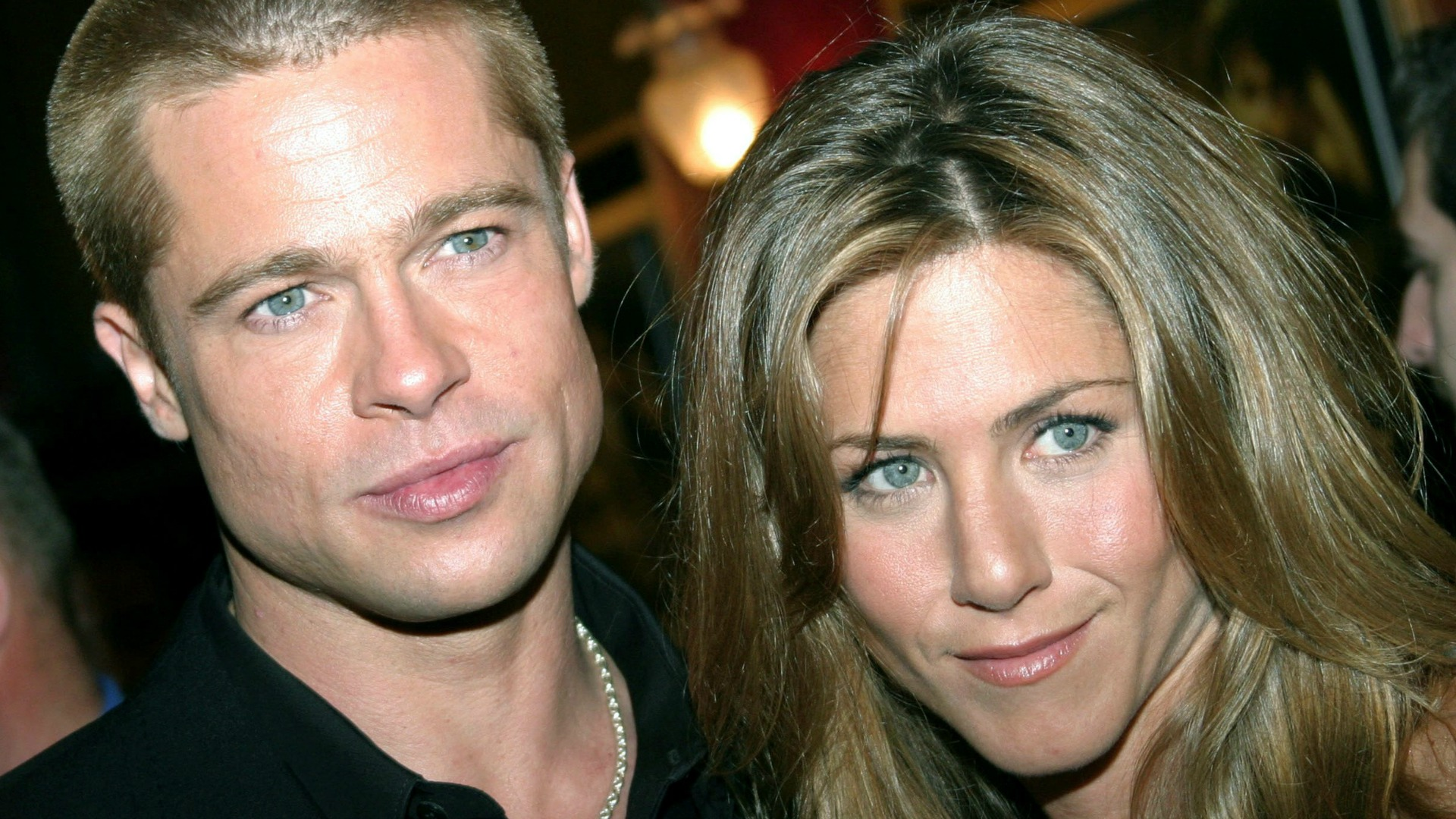 Could Jennifer Aniston and Brad Pitt get back together again?