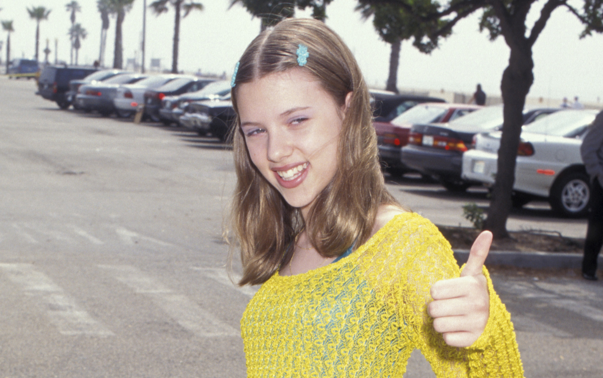 How Scarlett Johansson changed over time: from teen actress to Black Widow