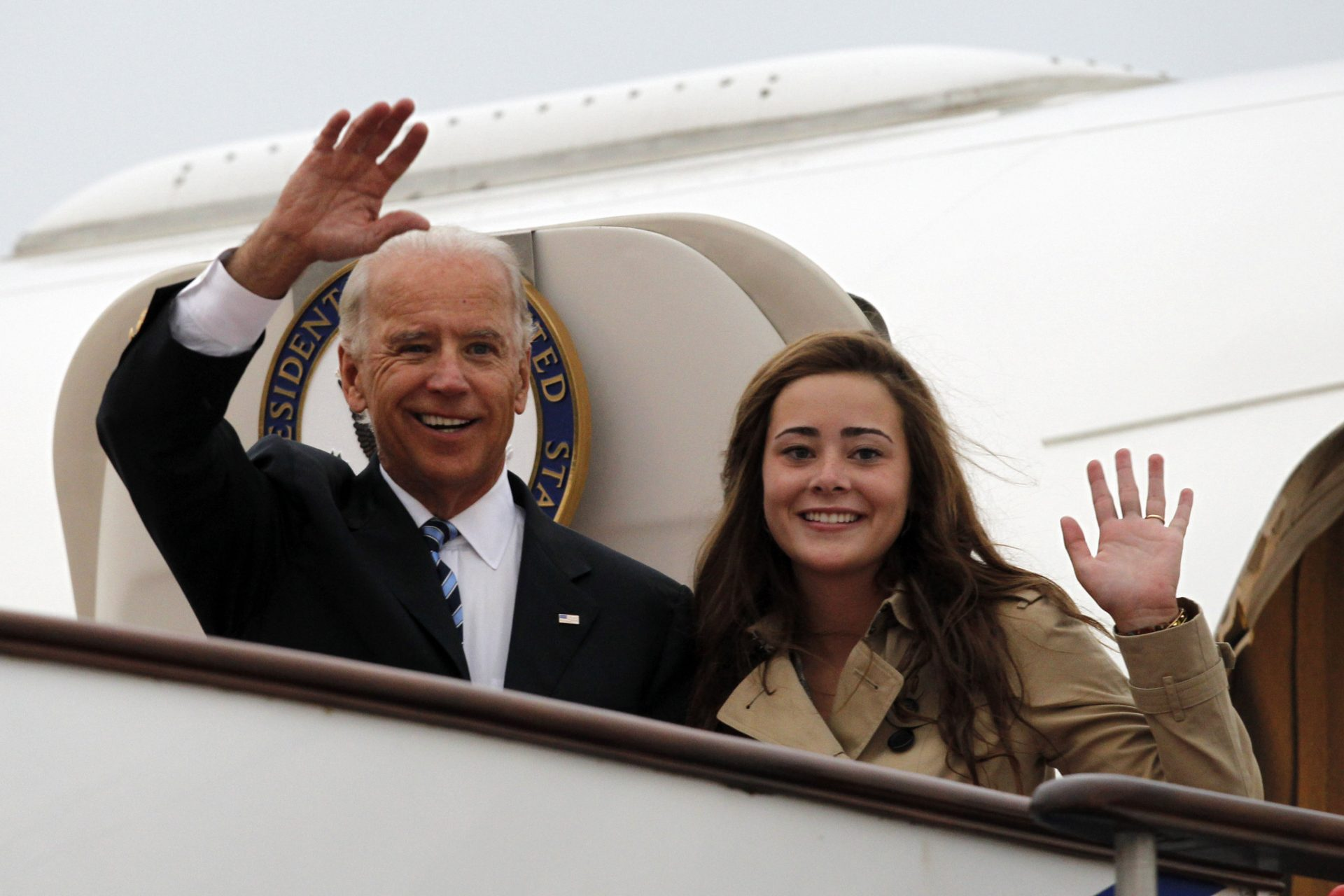 Naomi Biden, the president's granddaughter, is a real influencer