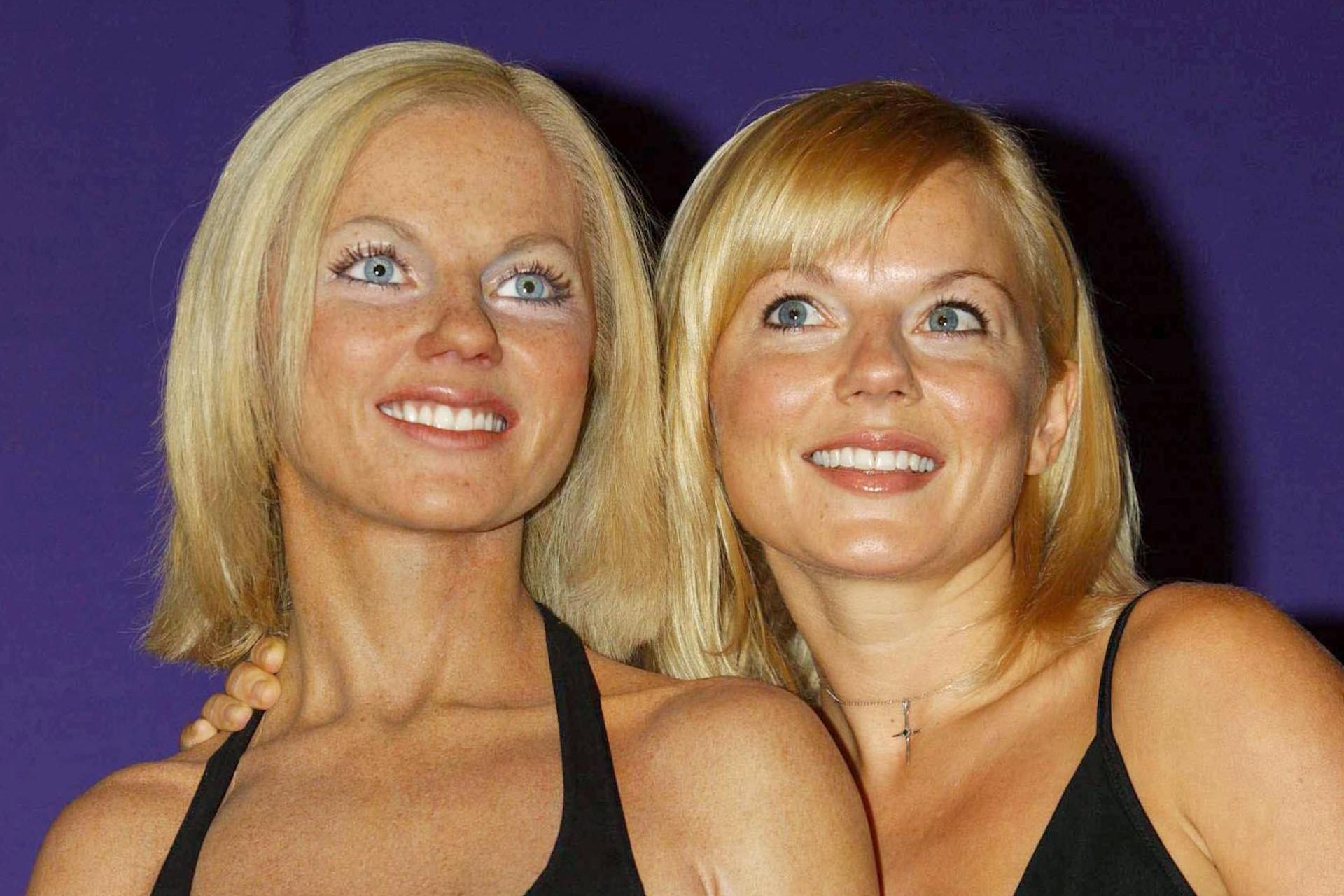 Can you tell the difference between these stars and their wax figures?
