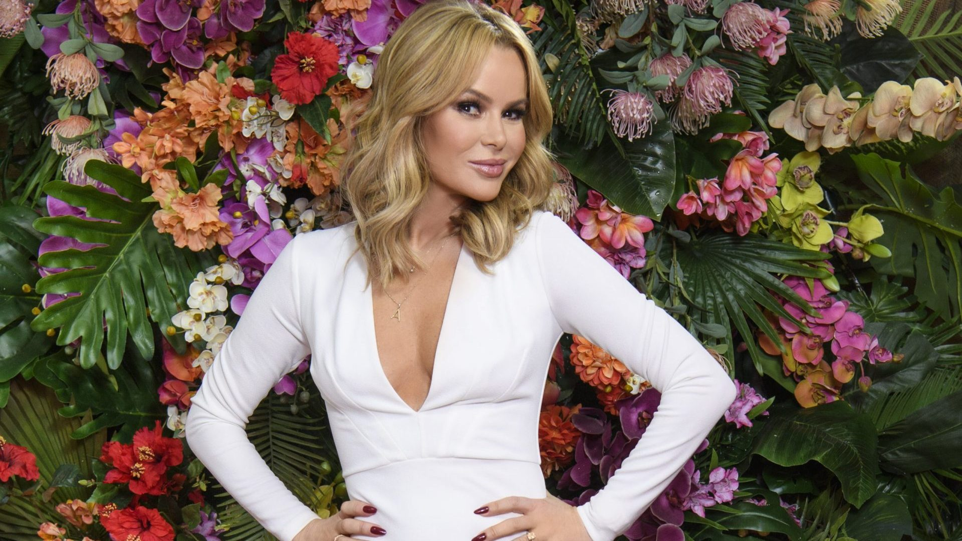 Amanda Holden: check out her most amazing looks