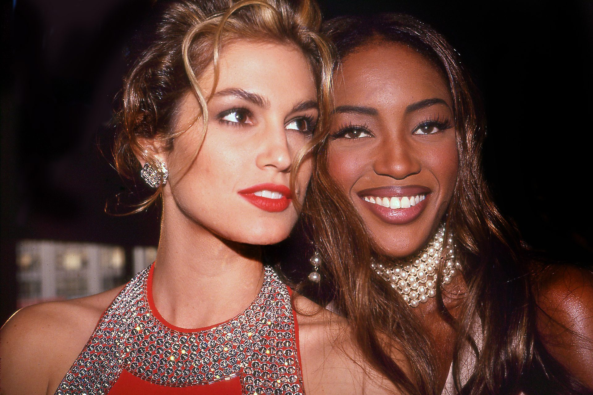 Heidi, Cindy, Naomi… Top models of the 90s, then and now