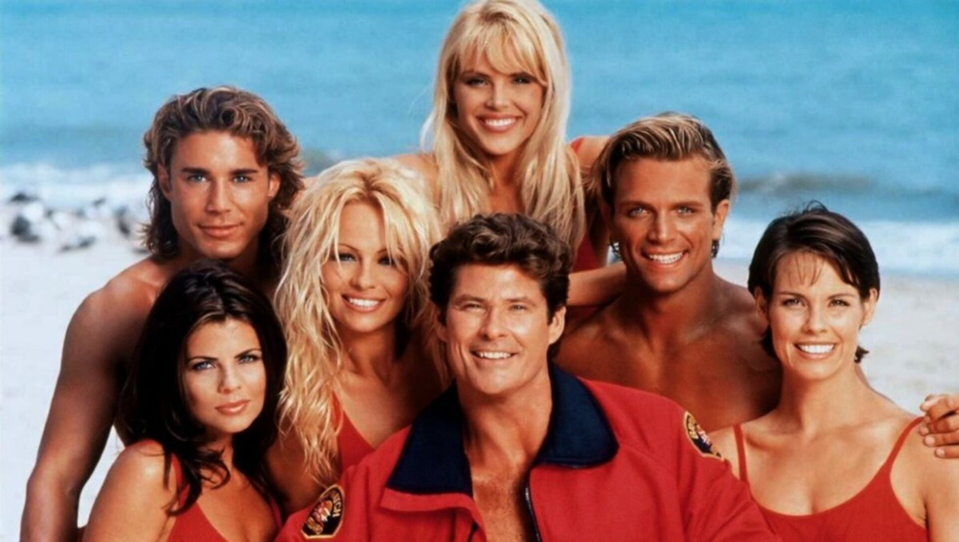 Donna D'Errico, David Hasselhoff, Pamela Anderson… Whatever happened to the Baywatch cast?