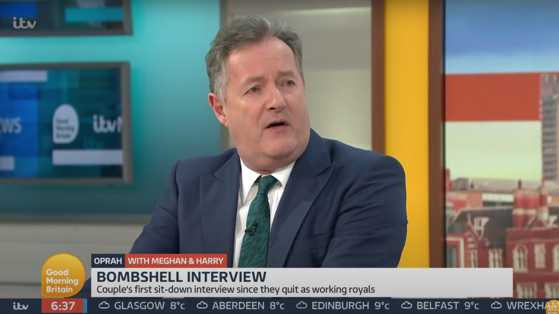 Piers Morgan: the full Meghan story and his entire scandal-filled career