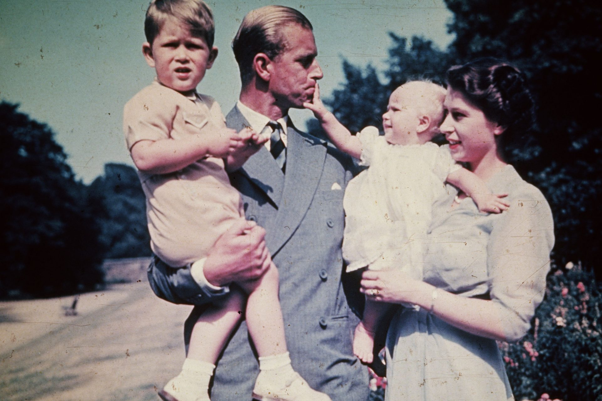 How Charles, Harry and other (grand)children may remember Prince Philip