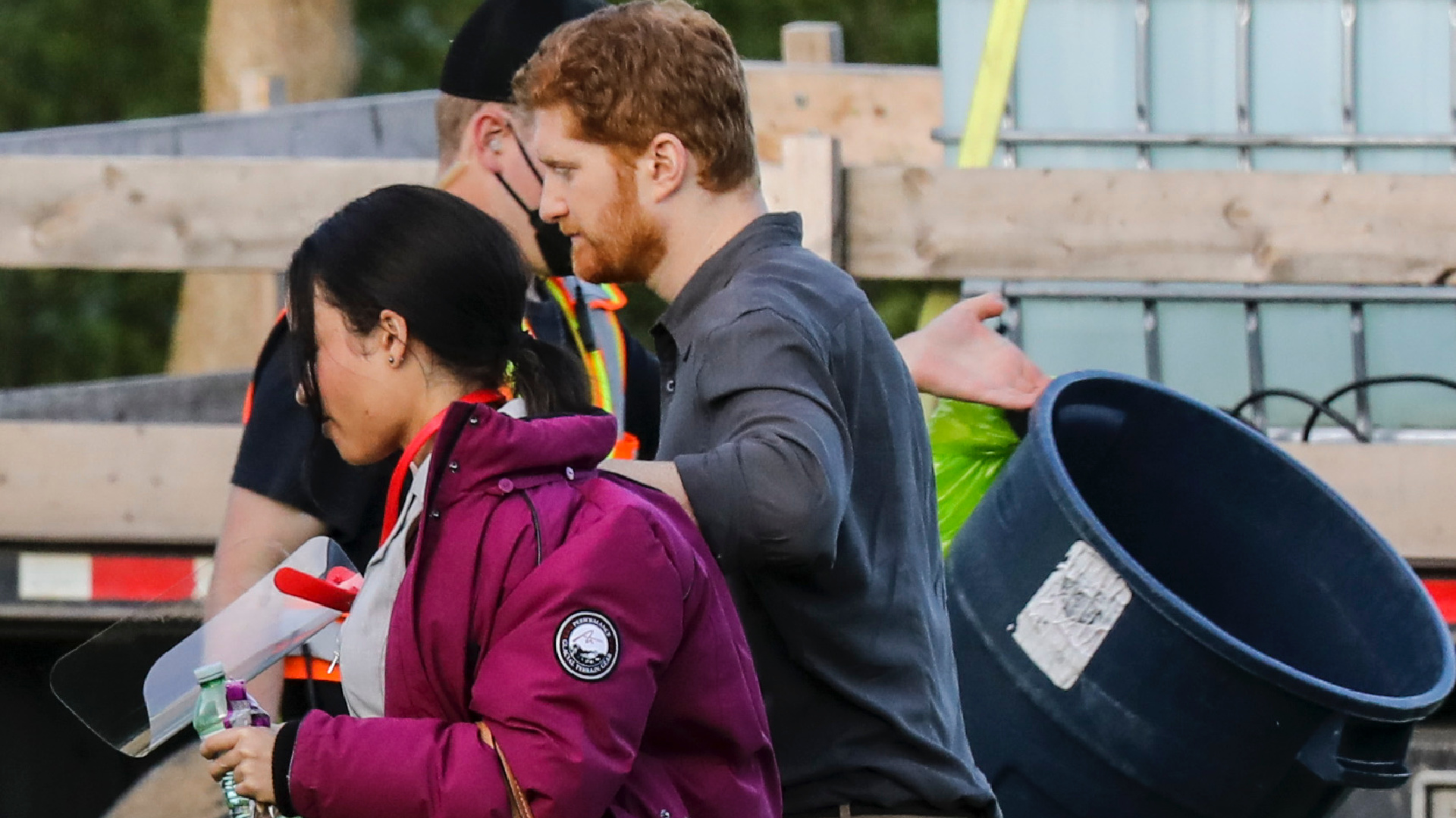 The new film about Harry and Meghan: cast, first images, and controversy