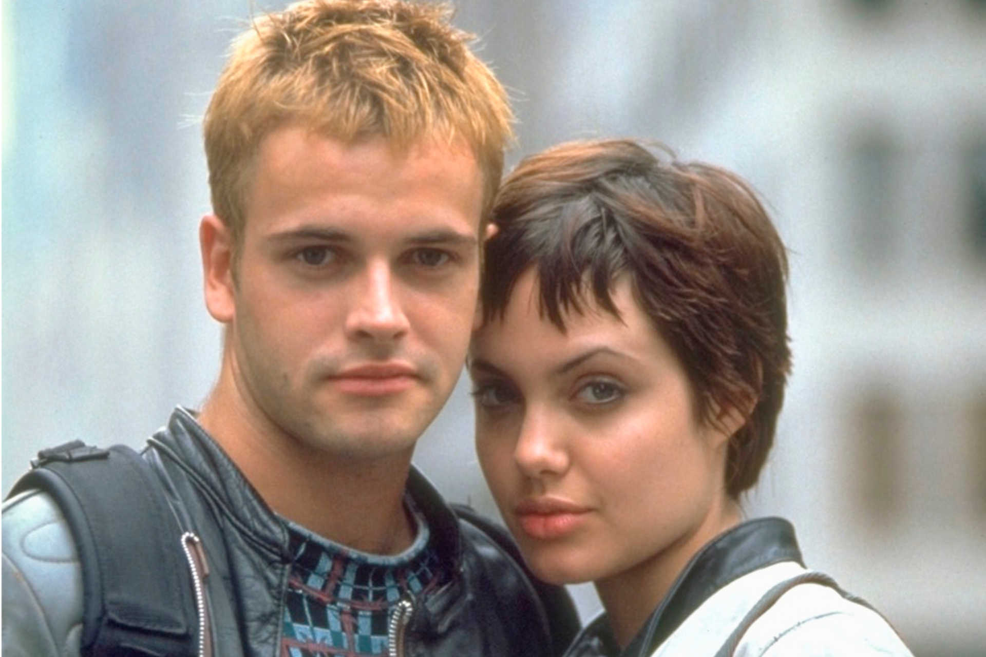 Jonny Lee Miller, the ex Angelina Jolie is still close with