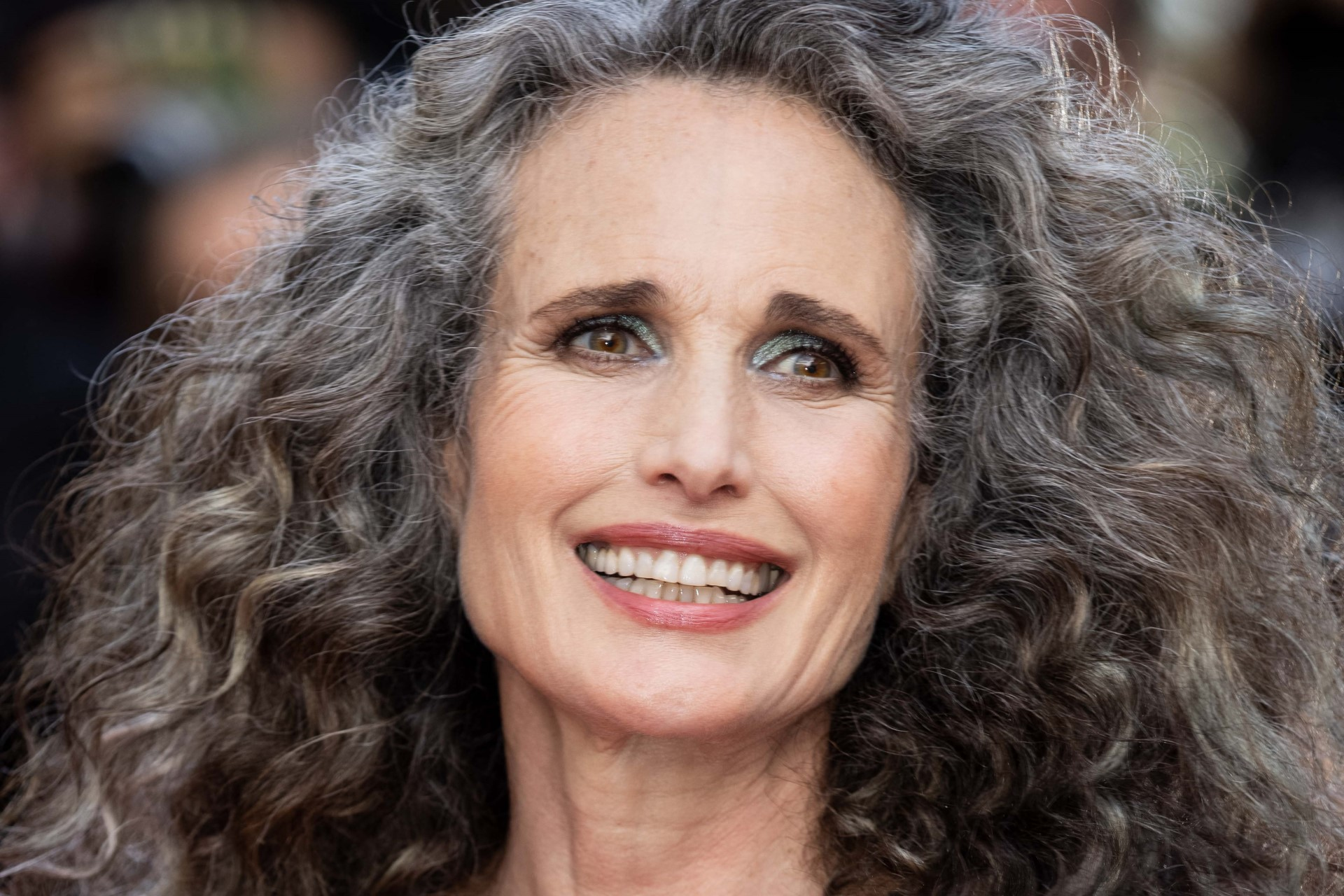What's Andie MacDowell doing these days?