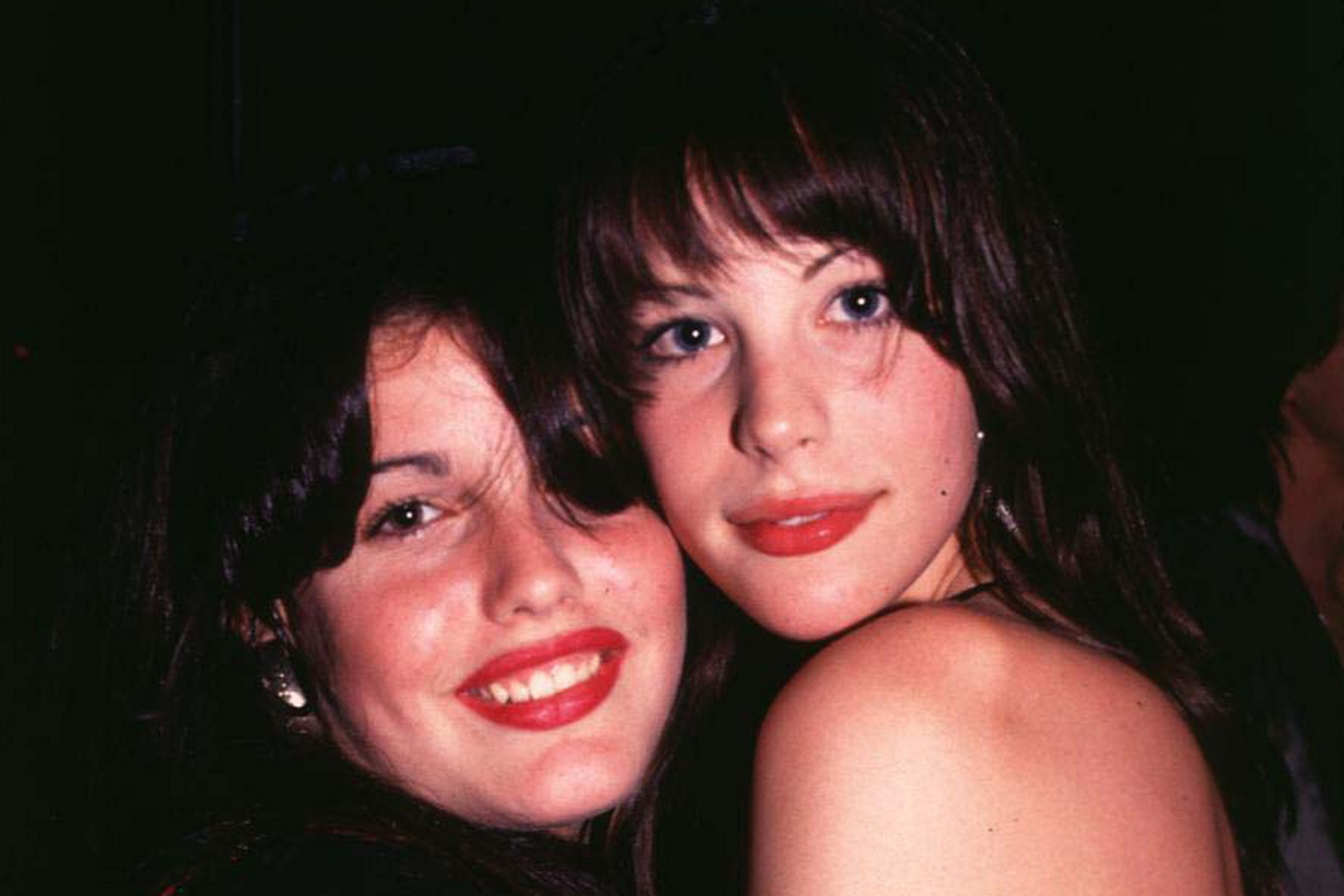 Liv Tyler: from the 'Crazy' music video to 'Lord of the Rings' – see how she's changed