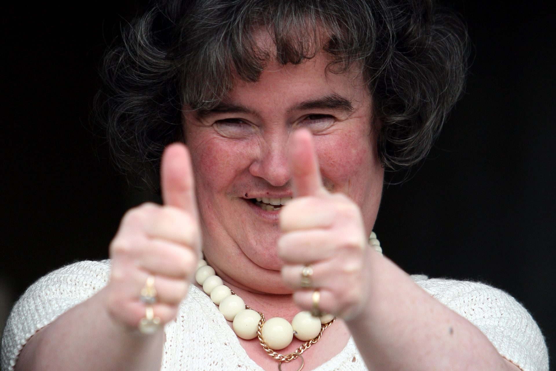 Whatever happened to Susan Boyle?
