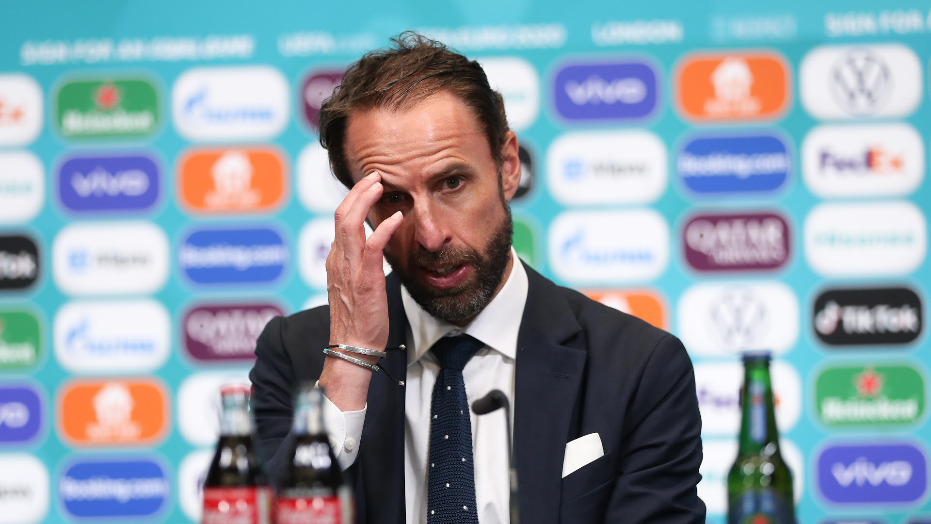 Euro 2020: Southgate's team and the story behind his line up choices