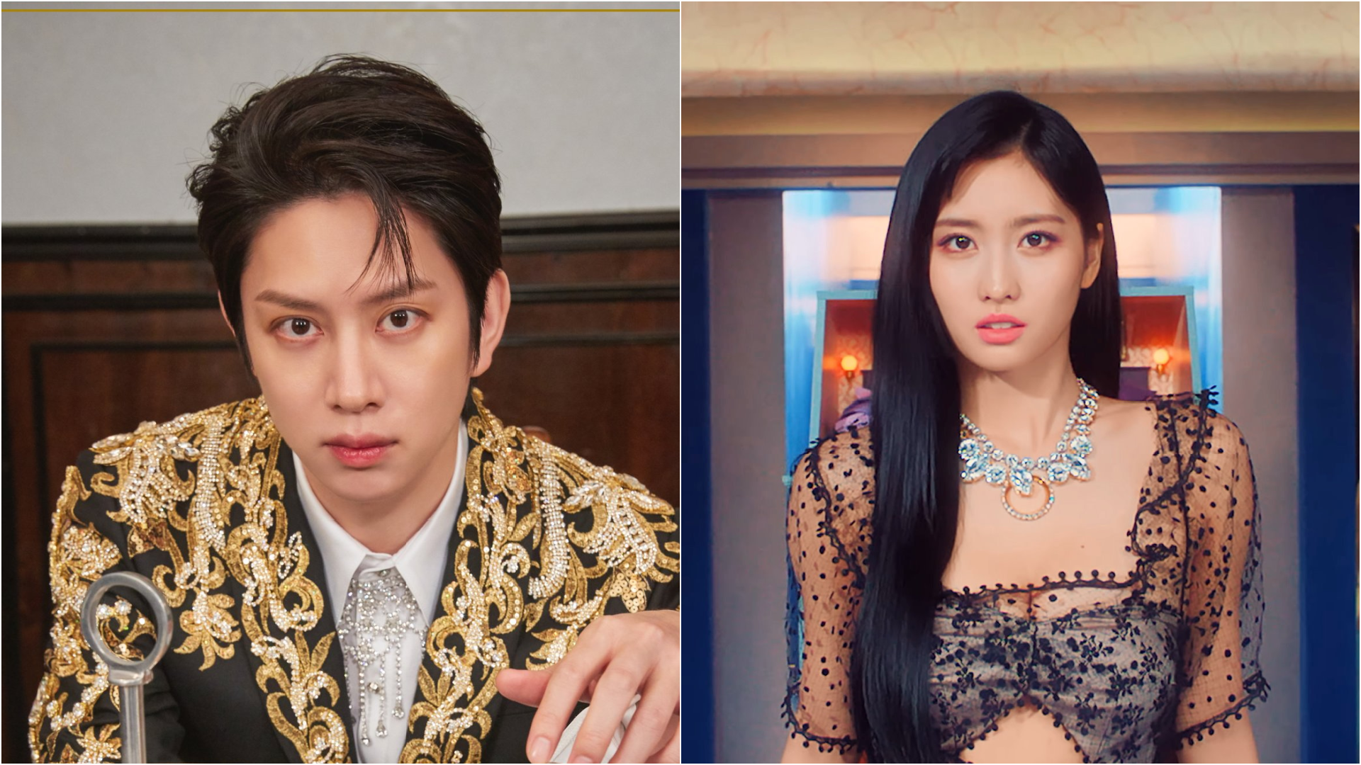 Super Junior's Kim Hee-chul and TWICE's Momo Hirai: a K-Pop star couple from beginning to end