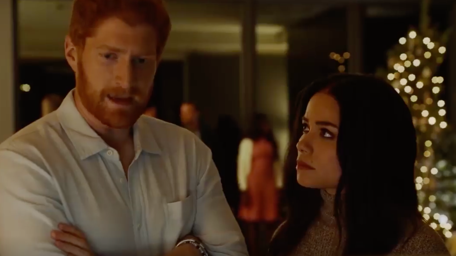 New film about Harry and Meghan: see what the trailer reveals